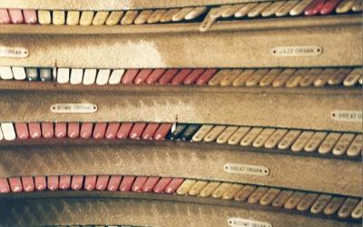 L'orgue de cinéma (1937) du Collège Claparède